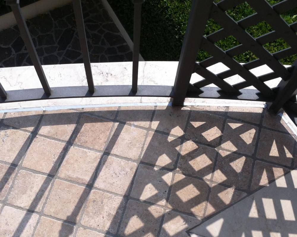 Waterproofing completed