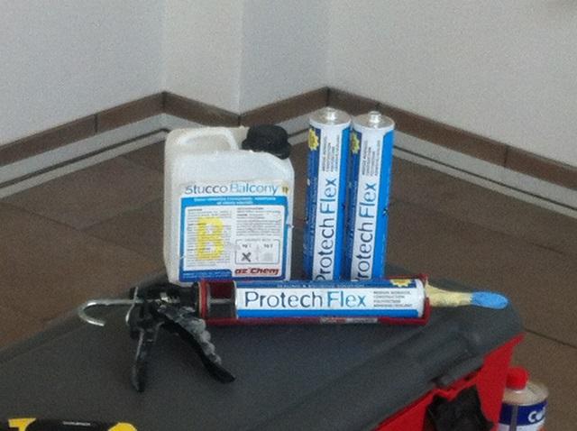 Productos y utensilios necesarios