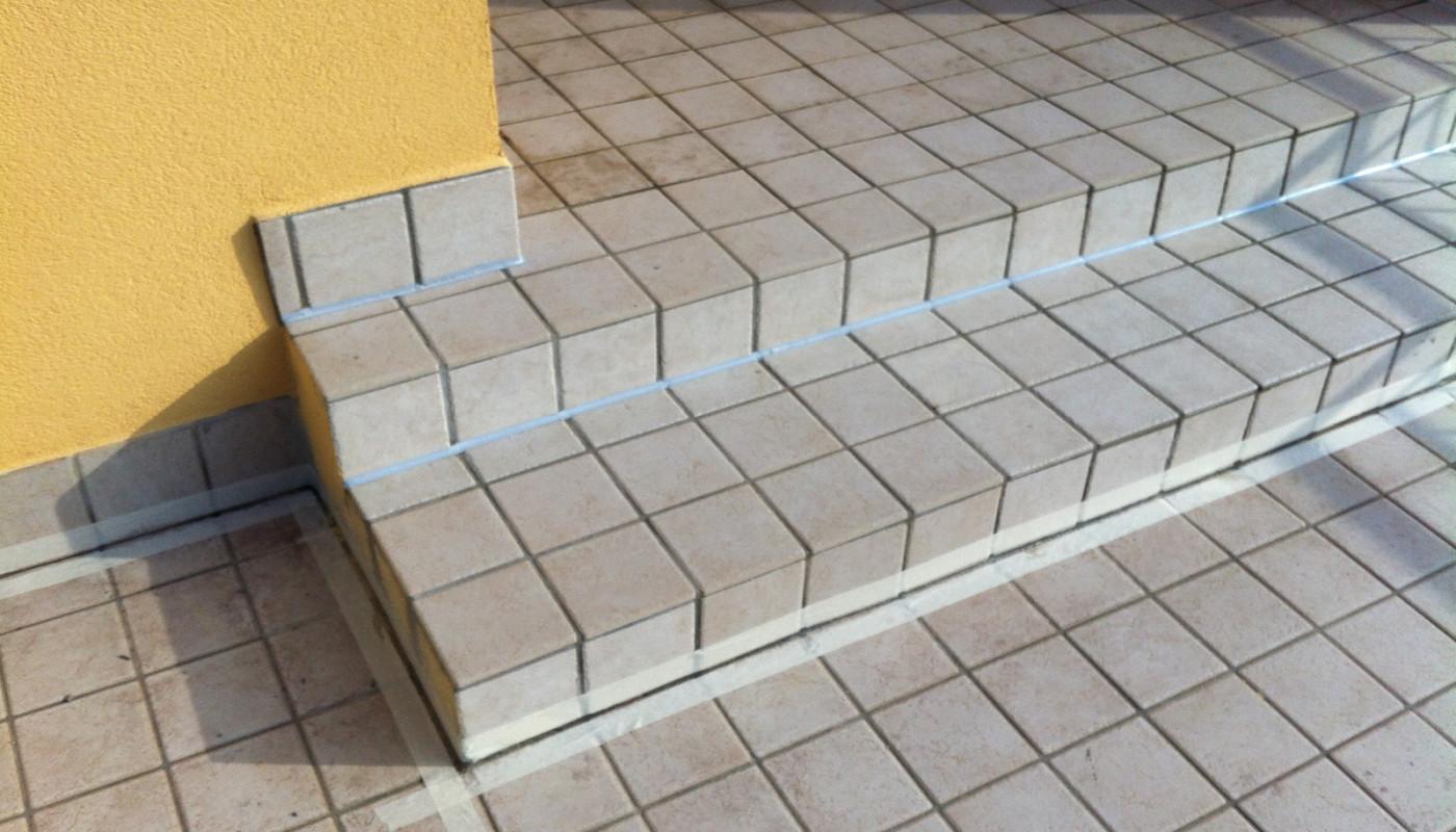 Impermeabilizzazione di un balcone protech balcony - Impermeabilizzazione balconi ...