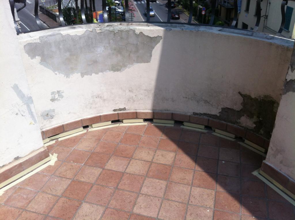 Impermeabilizzazione di una terrazza protech balcony - Impermeabilizzazione balconi ...