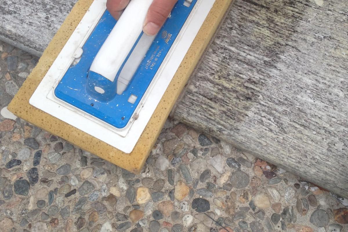 Frattazzatura dello stucco